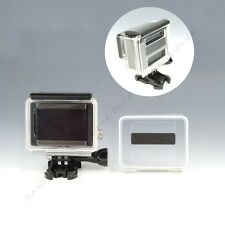 New Replacement Backdoor With Dual Hole For GoPro Hero 3+ Housing Case Shell