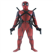 Deadpool Full Body Suit Adult Halloween Cosplay Costume Accessories Gift