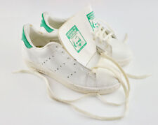 adidas Stan Smith Made in France White / Green size 3 Vintage Sneakers [R21]