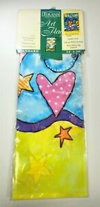 """Welcome Baby #1276 Toland Art Flag Standard 24"""" x 36"""" """