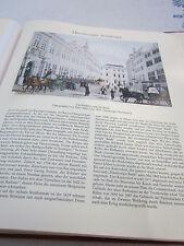 Hamburgo archivado 2 ciudad imagen 1076 el ayuntamiento y el banco 1832 Peter suhr