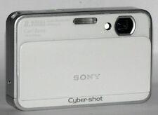 Sony Cyber-shot DSC-T2 8.1MP Digital Camera - White