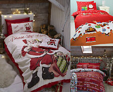 bettw sche im weihnachts stil mit biber g nstig kaufen ebay. Black Bedroom Furniture Sets. Home Design Ideas