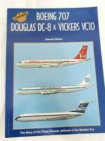 Boeing 707, Douglas Dc 8 & Vickers Vc10 (Legends Of The Air 6) by Stewart Wilson