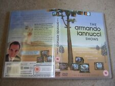 THE ARMANDO IANNUCCI SHOWS - DVD