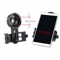Universal SmartPhone Camera Adapter For Telescope Binocular Spotting Scope Mount