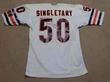 Mike Singletary Signed Game Jersey Chicago Bears HOF PSA DNA