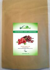 Premium Cranberries Dried & Sweetened 1kg
