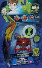 BEN 10 Alien Force Deluxe Brain Storm Bandai New Factory Sealed 2009