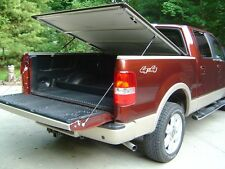 "Craftec Covers 2004-14 F150 6'6"" Short Bed Hatch Style Tonneau Bed Cover"