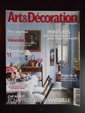 """Art & décoration"" n°459 avril 2010"