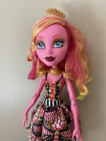 """Monster High - Freak Du Chic - 17"""" Gooliope Jellington - Used"""