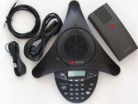 Polycom Soundstation 2 Conference Phone - Inc VAT & Warranty -2