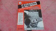 le Haut parleur journal de vulgarisation radio télévision n°1093 novembre 1965