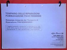Alfa Romeo European Factory Maintenance Manual For Sprint, Spider 33 & 75