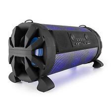 Cassa Bluetooth Speaker Wireless Altoparlanti Impianto Stereo Portatile 120W LED