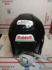 2019 Riddell SpeedFlex Youth Helmet Size Medium No Mask