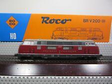 Roco H0 43522 Diesellok BR V 200 035 der DB Analog in OVP