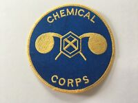 US ARMY CHEMICAL CORPS PATCH