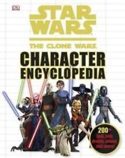 STAR WARS : The Clone Wars CHARACTER ENCYCLOPEDIA Book NEW HARDCOVER Amazing Art