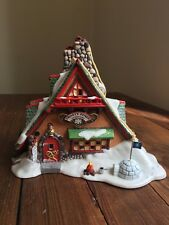 Department 56 North Pole Series, Frosty Pines Outfitters