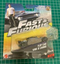 Flip Car Vire O Carro Fast and Furious Die Cast Model No 3 New Unopened