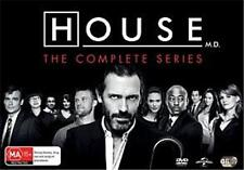 HOUSE M.D. MD SEASON 1 - 8 : NEW DVD