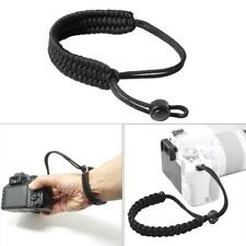 Fully adjustable Hand Wrist Lanyard Strap for Canon Nikon Sony DSLR SLR Camera