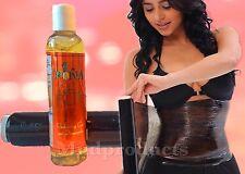 Osmotic Plastic Body Wrap Slimming Body Fat Burning Piña Weight Loss Gel Set