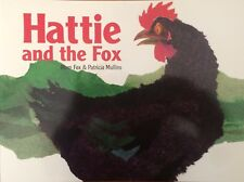 HATTIE AND THE FOX BY MEM FOX ~ NEW PAPERBACK BOOK
