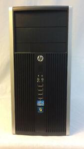 HP Compaq Elite 8300 MT QV994AV i3-2120, 3.30GHz, 4 GB RAM, 500GB HDD DVI