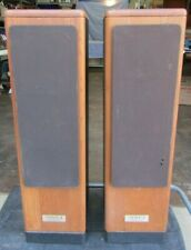 PAIR (2) ADVENT LAUREATE STEREO SPEAKERS TOWER SPEAKERS SPEAKERS GREAT CONDITION