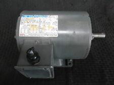 Marathon Motor WVL145TTDR5326AA, Cat H121, 1.5 Hp, 1735 Rpm, 145T-70 Fr, DP Encl