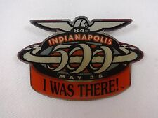 2000 Indianapolis 500 I Was There  Event Collector Lapel Pin IndyCar Montoya