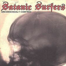 Unconsciously Confined by Satanic Surfers (CD, May-2002, Hopeless Records)