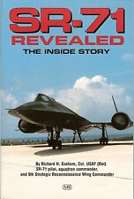 """""""SR-71 Revealed"""" -- personally autographed by Richard H. Graham"""