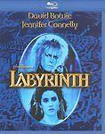 Labyrinth (Blu-ray Disc, 2009) : David Bowie
