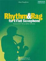 Haughton: Rhythm & Rag for Eb Saxophone (and Piano) AB1304