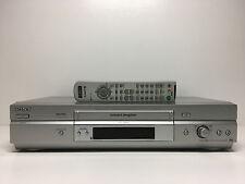 Sony slv-se740 HiFi estéreo VHS video grabador con mando a distancia