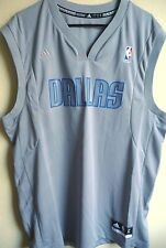 NBA Adidas Dallas Mavericks Basketball Replica Jersey L NWT