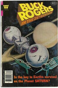 Whitman Buck Rogers #5 1979 VG