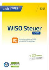 WISO Steuer-Sparbuch 2021 mit CD-ROM und Nachschlagewerk