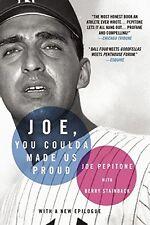 Joe, You Coulda Made Us Proud by Joe Pepitone, (Paperback), Sports Publishing ,