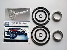 BMW Vanos Doppelvanos E39 E46 E60 M52 TU / M54 Dichtsatz mit Anti Rassel Kit