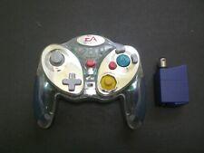 Intec Nintendo GameCube EA Wireless Controller & Receiver (read description)