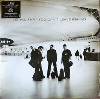 U2 All That You Can't Leave Behind Vinyl New 180 Gram LP + Download Code