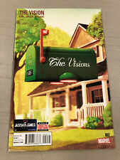 The Vision #2  Marvel - Comic Book Lot - Visit My Store