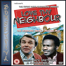 LOVE THY NEIGHBOUR - COMPLETE SERIES PLUS FEATURE FILM  *BRAND NEW DVD BOXSET**