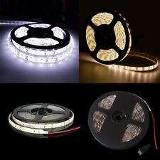 5M LED Strip Light 5630 SMD 300 LED White/Warm White 12V Waterproof Light IP65