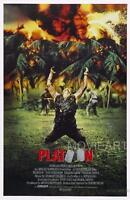 PLATOON MOVIE POSTER FILM A4 A3 ART PRINT CINEMA
